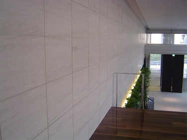 Ralvhina Stonescreen Lite© Interior cladding
